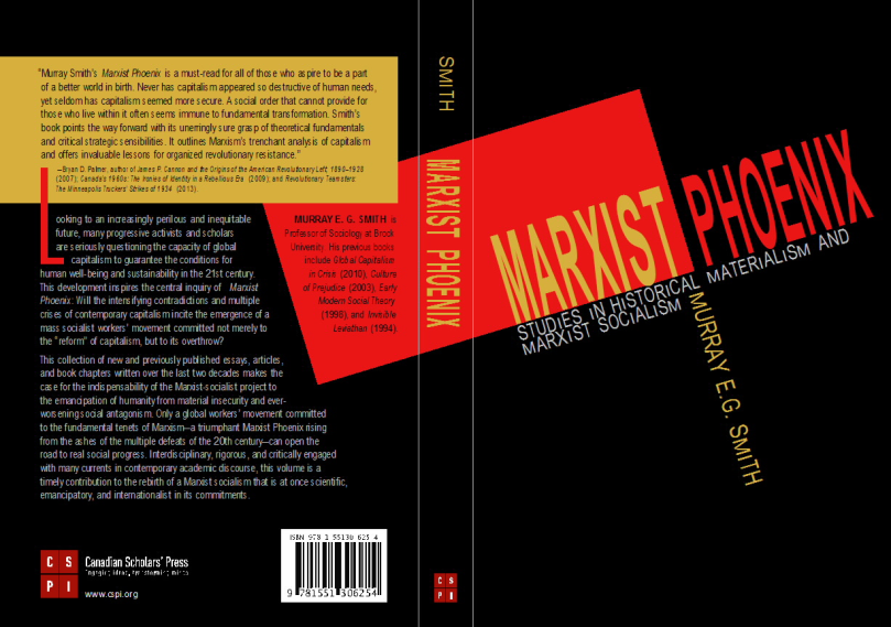 Marxist Phoenix Cover